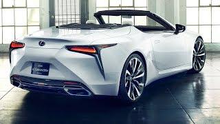 Lexus LFA Roadster Concept Car Images Videos
