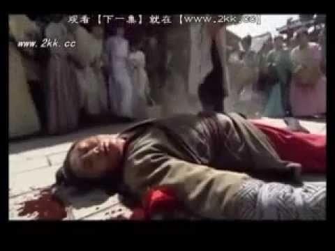 (水浒传) Wu Song vs Ximen Qing (武松vs西门清)