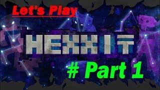 LP Hexxit Part 1 # Der Höhlenmensch