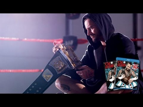 WWE CM Punk: Best in the World DVD Review