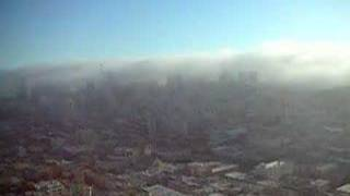 Coit Tower Fog Part 1
