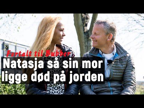 Bubber besøger Natasja, som så sin mor begå selvmord