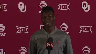 OU Update: Army Week - Marquise Brown