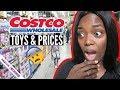 COSTCO Christmas TOYS   Shop with me      Christmas 2018
