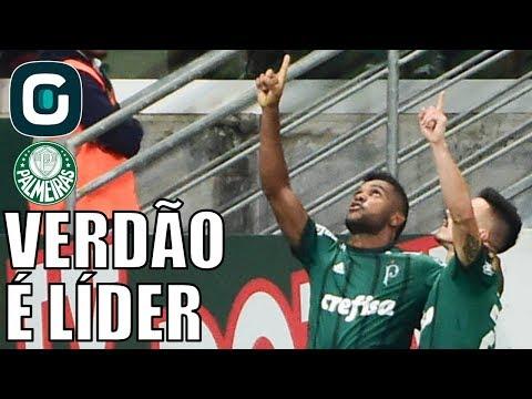 Líder Geral E Reservas Contra Ituano No Palmeiras- Gazeta Esportiva (09/03/18)