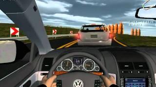 WR2 Volkswagen Touareg Drive