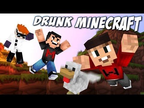 Drunk Minecraft #50 | DON'T KILL THE CHICKEN
