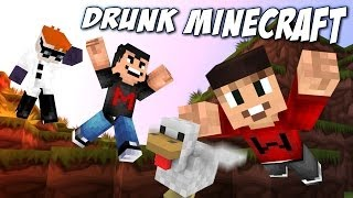 Drunk Minecraft #50 | DON