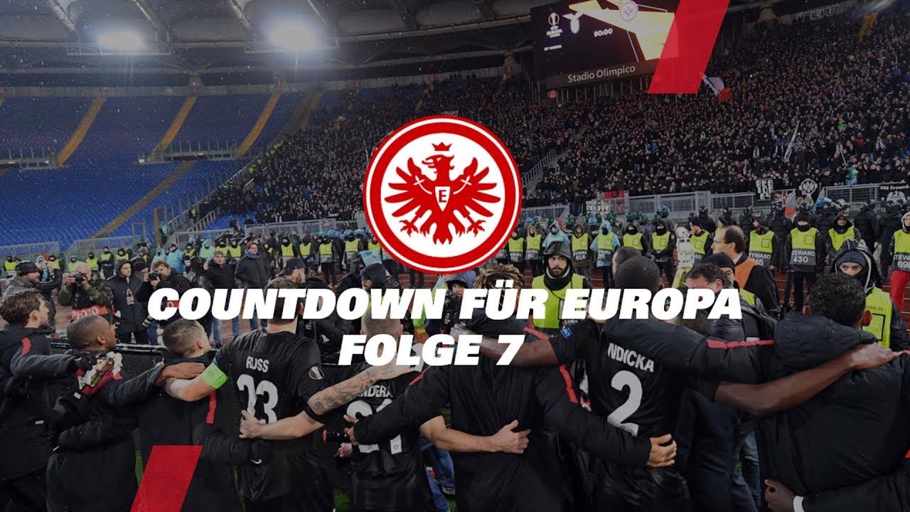 Countdown Für Europa – Eintracht Frankfurt