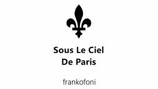 Yves Montand - Sous Le Ciel De Paris (Türkçe Altyazılı)