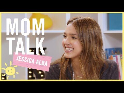 MOM TALK | Ep. 1 Jessica Alba