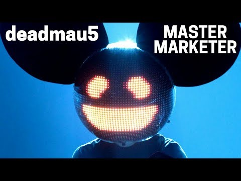 deadmau5: How to Market Without Marketing