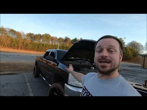 chevy-2500hd-secondary/dual-battery-install-in-piglet-at-sundown-audio