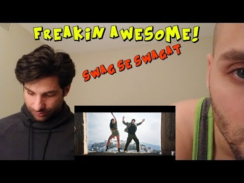 Swag Se Swagat Song REACTION