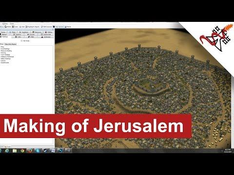 Stronghold Crusader 2 Making Of Jerusalem Map [30x Speed]