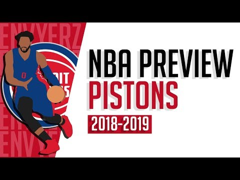 Should you be SCARED of the Detroit Pistons? | 2018-2019 NBA Preview