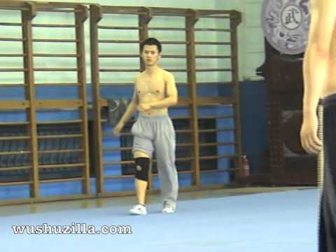 Luo Hong - Jumping Practice (6/28/2011)