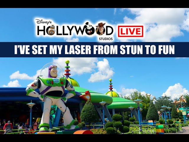 🔴LIVE: Disney's Hollywood Studios From Stun To Fun Walt Disney World Live Stream