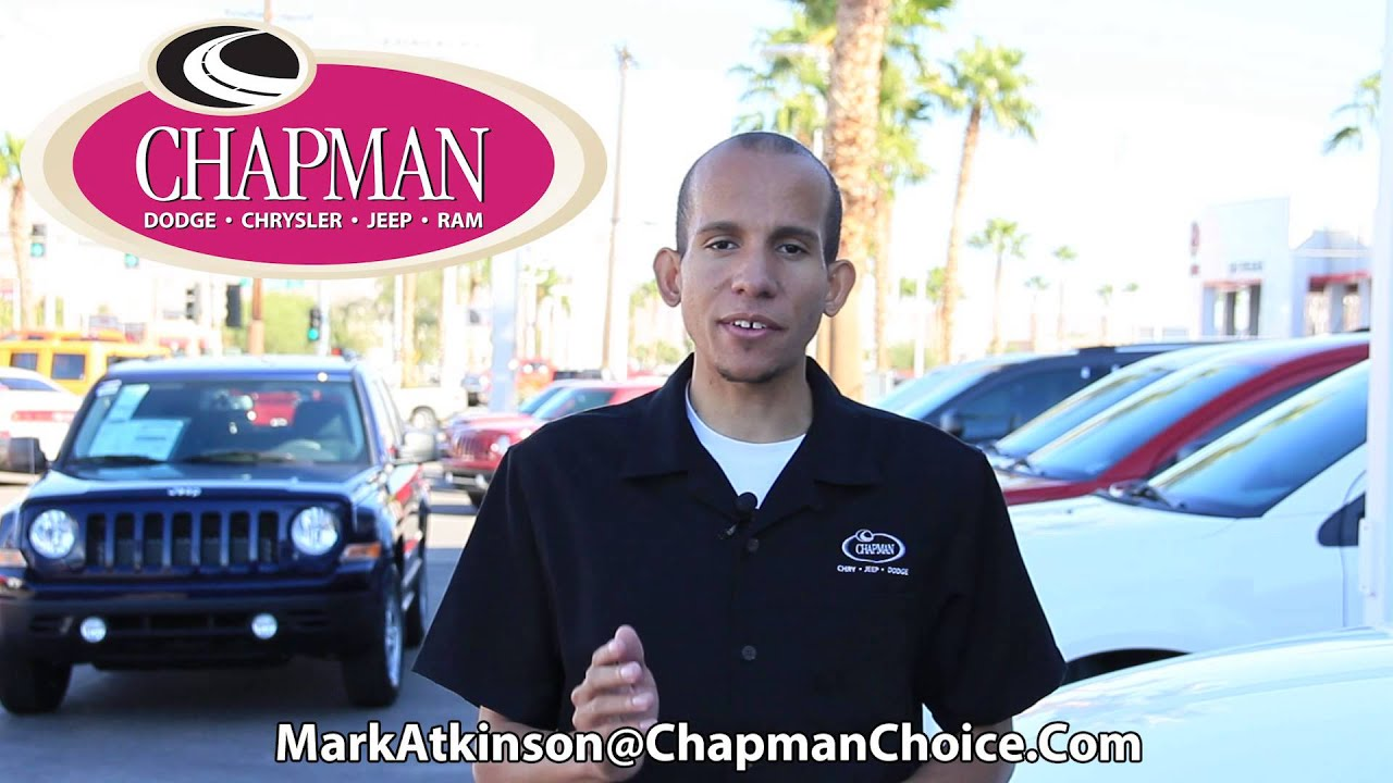 Mark Atkinson Chapman Dodge Chrysler Jeep Ram Las Vegas