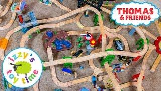 Thomas and Friends   Thomas Train KidKraft Bucket Top with Brio and Imaginarium   Toy Trains 4 Kids