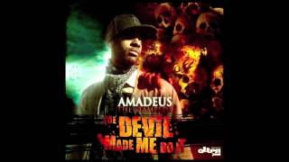 Amadeus The Stampede -  Same As It Ever Was Feat. Blak Madeen