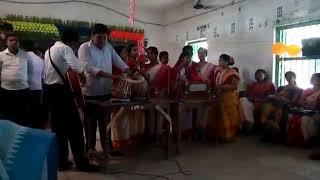 A program in Karandighi High School