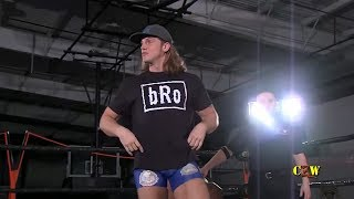 Matt Riddle vs. Johnny Silver (Feature Match Friday - CZW)