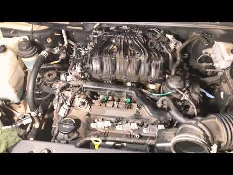 2011 Kia Sedona Spark Plug Replacement