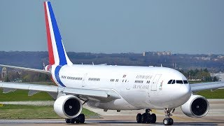 EPIC Airbus A330, Boeing 777, 767, 757 Engine ROAR in Paris Orly!