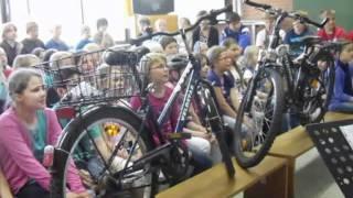 Fahrradlied: An meinem Fahrrad ist alles dran...