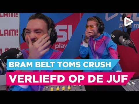 Bram belt de crush van Tom | SLAM!