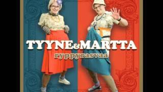 Tyyne & Martta - Paperimies
