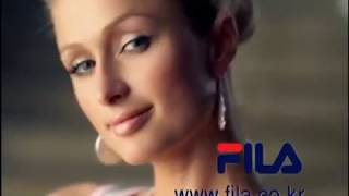 Paris Hilton Fila Commercial 2008