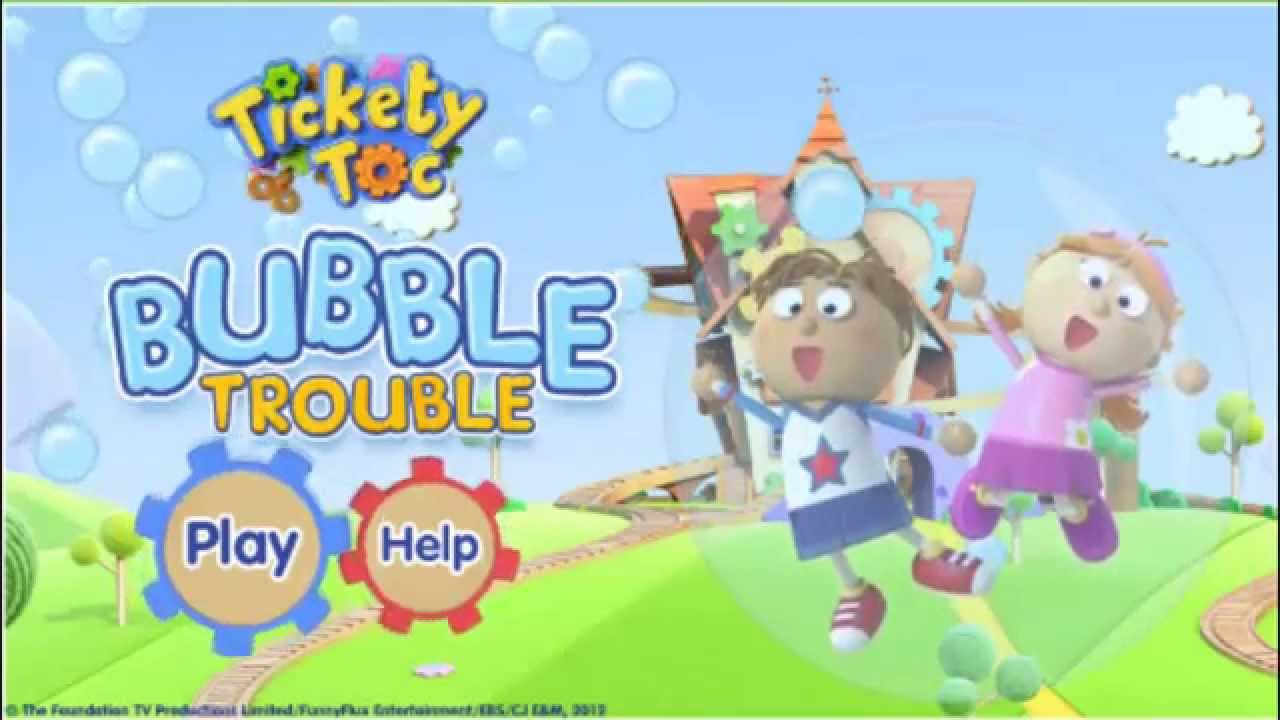 Tickety Toc Buble Trouble Full Gameplay Episodes Incrediple Game