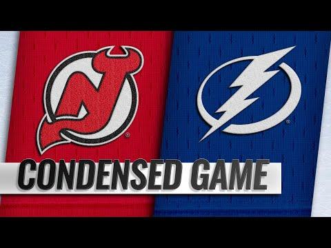 10/30/18 Condensed Game: Devils @ Lightning