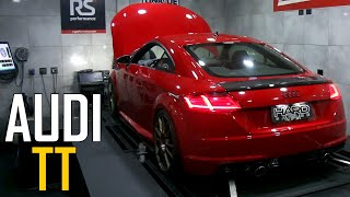 "Download Video ""PAPA-GOLF GTI"": Audi TT S Line e seu EA-888 empurram forte no dino e na pista - Ranking FULLPOWER MP3 3GP MP4"