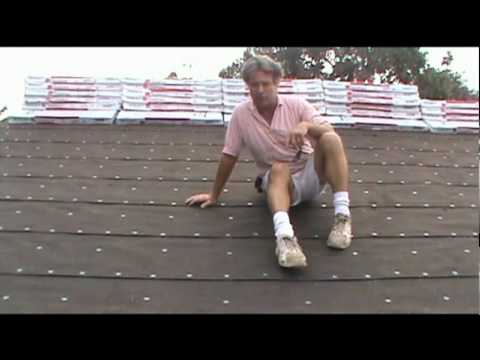 Drying In Roof Mpg Youtube