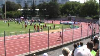 WMA 2015 Lyon, France - M60 4x100