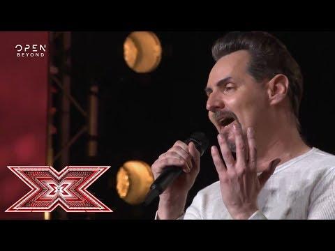 «Αγάπα με» από τον Κώστα Γιαννουλόπουλο | Auditions | X Factor Greece 2019