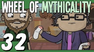 Link is A Crazy Cat Lady (Wheel of Mythicality - Ep. 32)