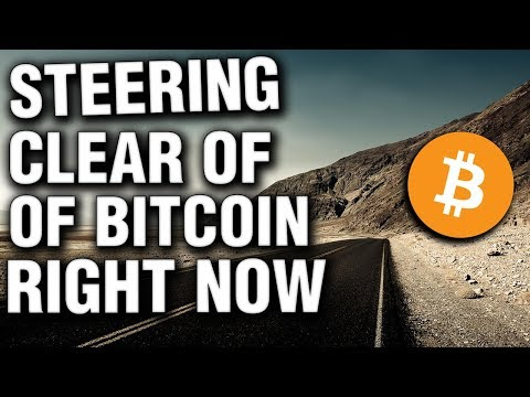 Steering Clear Of Bitcoin