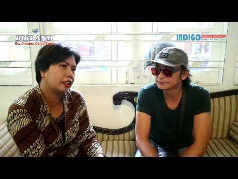 Single 'Nikmati Saja' Mengenang Kebersamaan Rif Selama 23 Tahun