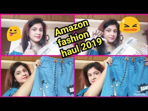 Amazon Shopping haul 2019। unboxing and product review। Amazon India huge sale shopping haul