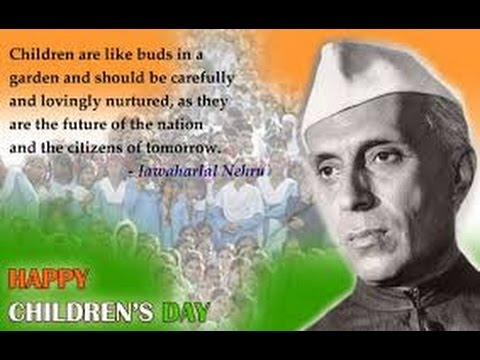 Nation pays tribute to Pandit Jawaharlal Nehru on his    th birth