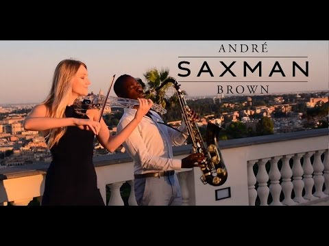 Thinking Out Loud - André SaxMan Brown & Sally Potterton, Ed Sheeran Cover