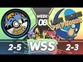 World Showdown Series [WSS S2 W8] Groningen Golducks vs Long Island Palpitoads