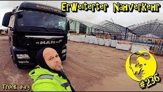 Erweiterter Nahverkehr / Truck diary #236