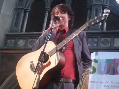 Jim Bob - The Only Living Boy In New Cross (Live @ Daylight Music, Union Chapel, London, 06/04/13)
