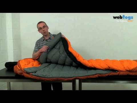 Titan Sleeping Bag Range By Mountain Equipment Sleeping - Value Down Bags With A Technical Pedigree.