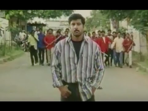 Vikram Action Scene - Youth Movie Scenes